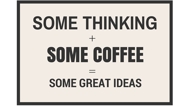 Plain Coffee Quotes And Inspiration