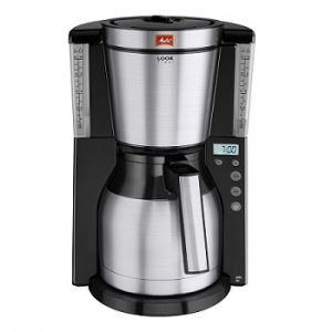 Melitta 1011-16 Look IV Thermal Timer Filter Coffee Machine