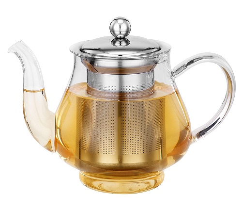 VonShef Glass Teapot