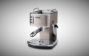 delonghi scultura coffee machine