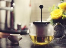 tea cafetiere