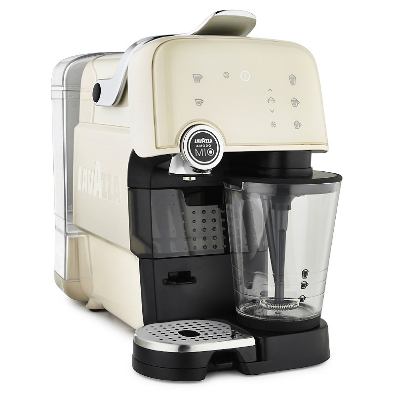 Italian Coffee Maker Pods : Lavazza Fantasia Coffee Maker Review