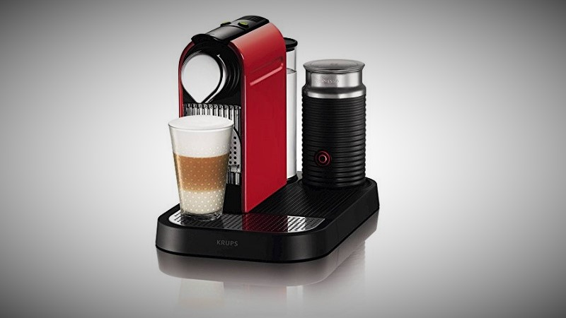 krups nespresso citiz milk coffee machine review. Black Bedroom Furniture Sets. Home Design Ideas