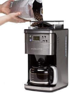 andrew james coffee maker
