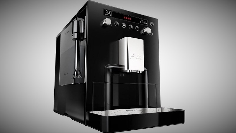 Melitta Caffeo Bistro Bean To Cup Coffee Maker Review