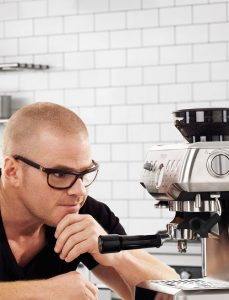 Heston Blumenthal coffee machine