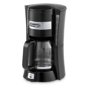 delonghi filter coffee machine