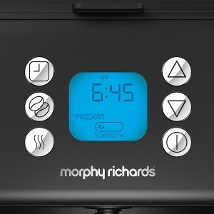 morphy richards coffee machine