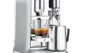 sage nespresso creatista plus review