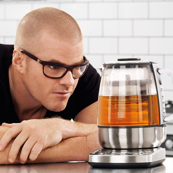 Heston Coffee Maker Reviews : Review Of Sage by Heston Blumenthal BTM800UK The Tea Maker