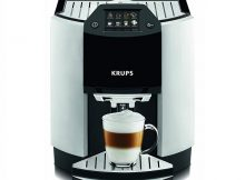 Krups EA9010 Bean to Cup Coffee Machine Review