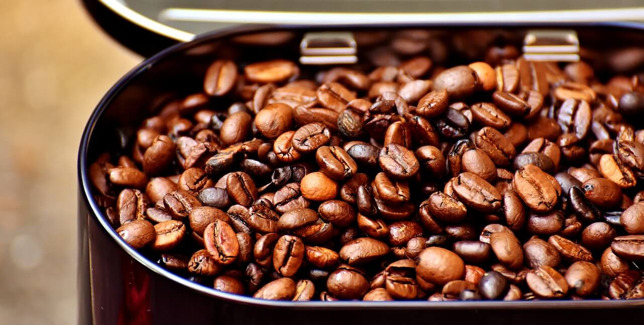 cways to store coffee beans
