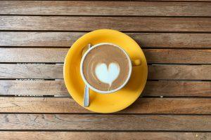 wet cappuccino