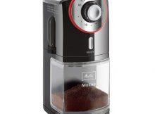 melitta molino coffee grinder review