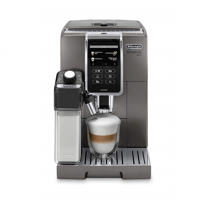 Delonghi Dinamica Plus Review Coffee Tea Club