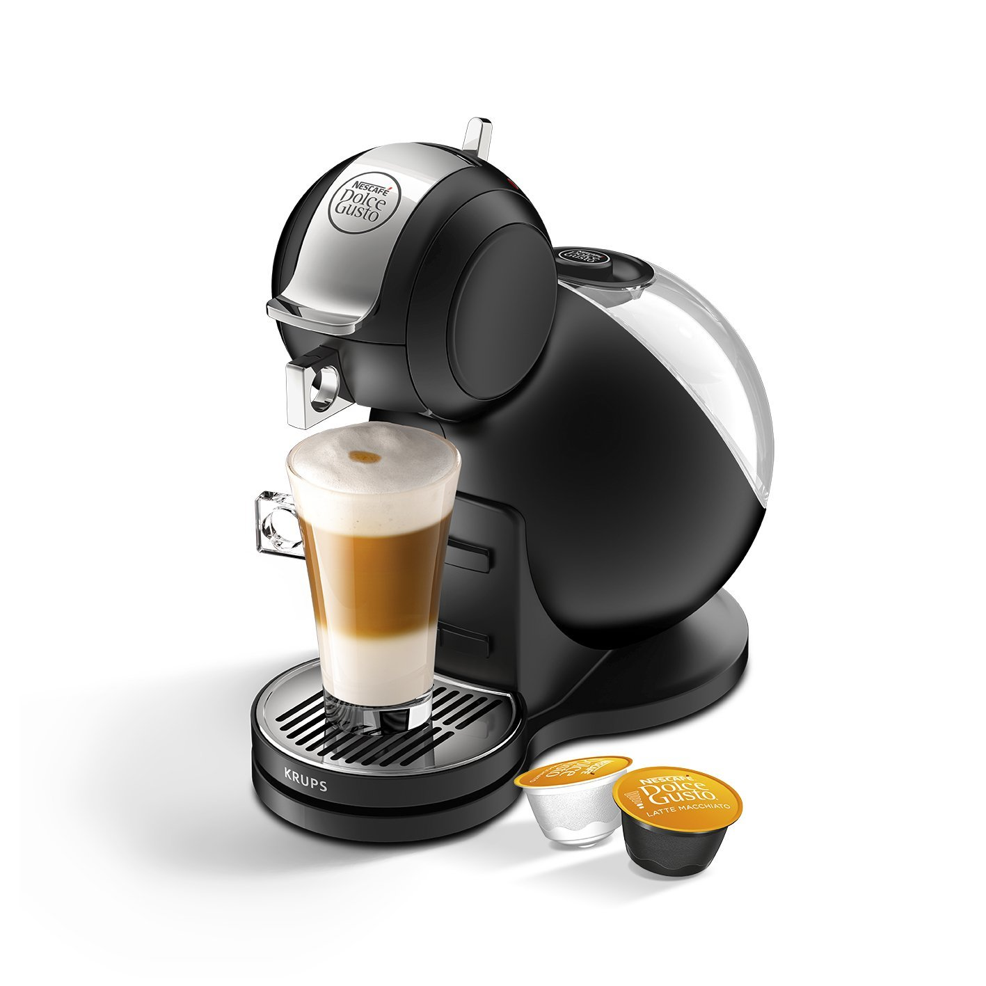 Krups Nescafe Dolce Gusto Melody 3 Review Coffee Tea Club