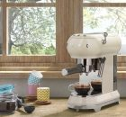 Smeg ECF01CRUK Espresso Coffee Machine